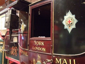 Royal Mail Coach circa 1800
