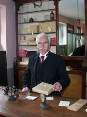 The Blists Hill Postmaster