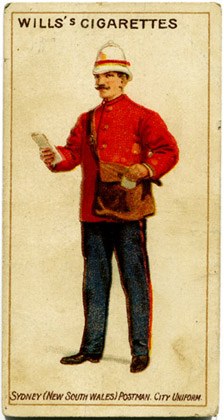 Sydney (New South Wales) Postman, City Uniform