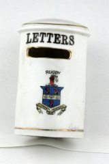 Plate 3: Rugby model letter box