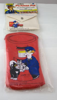 Postman Pat pencil case