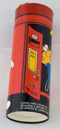 Danger Mouse Talc Container