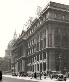 The Central Telegraph Office c. 1920s