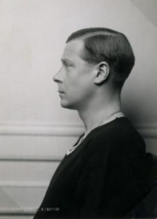 A photograph of King Edward VIII by Hugh Cecil, used on the definitives issued in 1936.