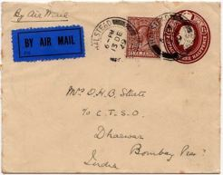 An early air mail envelope