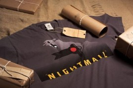 Night Mail t-shirt