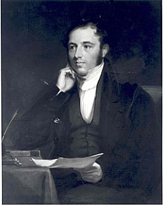 Portrait of Sir Rowland Hill
