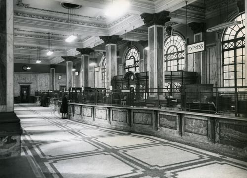 King Edward Building Public Office, 1947