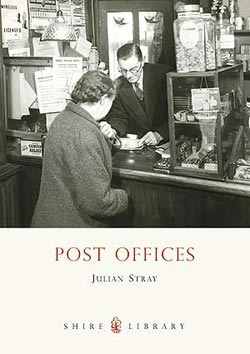 Cover of Post Offices by Julian Stray