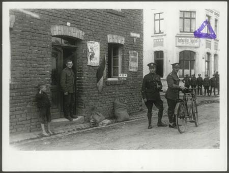 Field Post Office, First World War