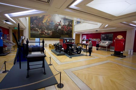 Empire Mail: George V and the GPO at the Guildhall Art Gallery
