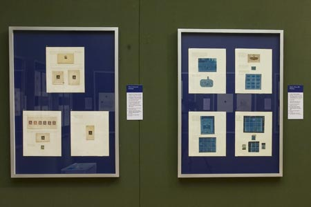 Treasures from the Royal Philatelic Collection on display