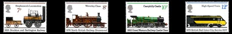 150th Anniversary of the Public Railways, 1975