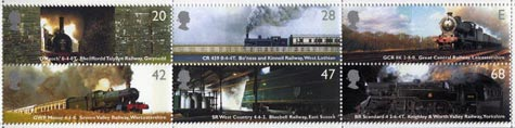 Classic Locomotives, 2004