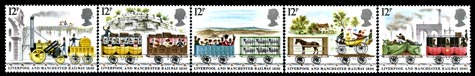 150th Anniversary of Liverpool to Manchester Railway, 1980