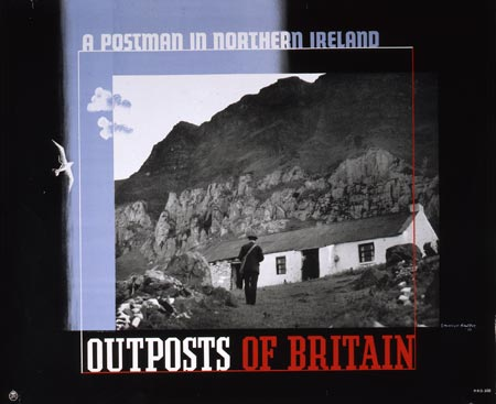 Outposts of Britain - A postman in Northern Ireland