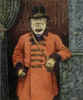 Moses James Nobbs: Last of the mail coach guards