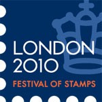 London 2010: Festival of Stamps logo