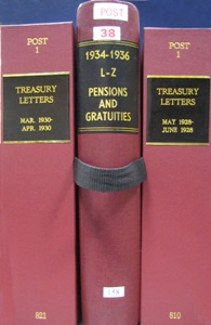 Pensions and Gratuties records can provide important information about your ancestors career