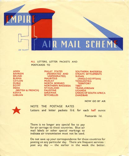 Empire Air Mail Scheme