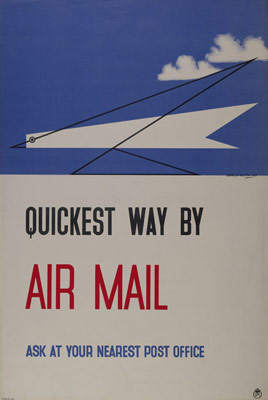 Quickest Way by Air