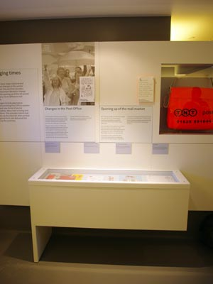 Changing Times display