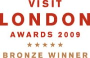 Visit London Bronze Award