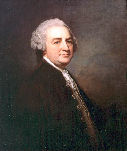 Anthony Todd, George Romney, British Postal Museum & Archive Collection, c. 1779