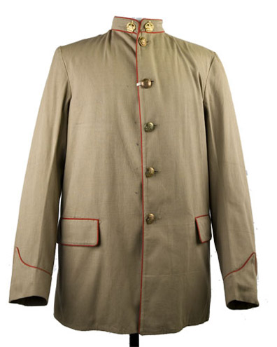 Coat Jacket - British Postal Agency (Tangier), c. 1950 (2011-0338)