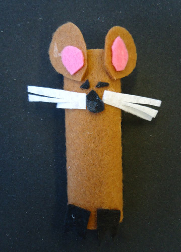 Make your own Post Office animal