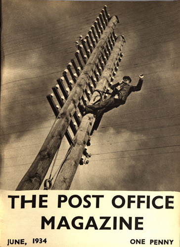 The Post Office Magazine, June 1934