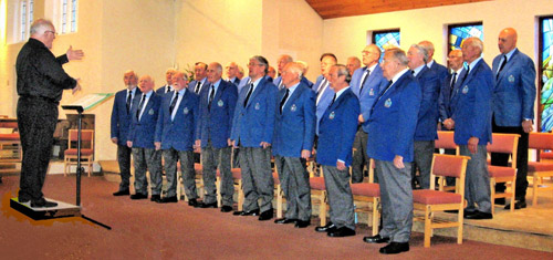 Solent Male Voice Choir