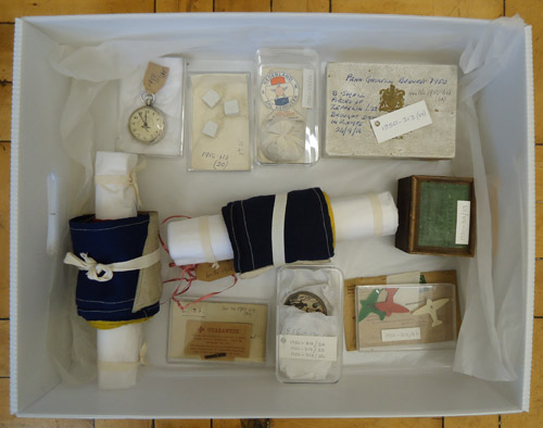 Items from the Penn-Gaskell Collection