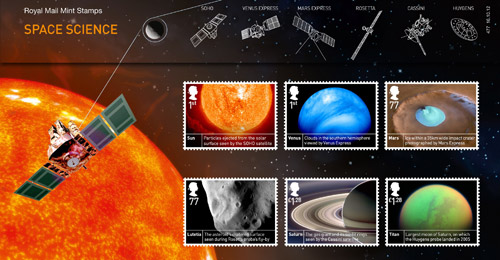 Space Science Presentation Pack.