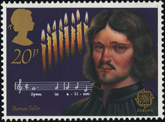 Thomas Tallis by Martin Baker.