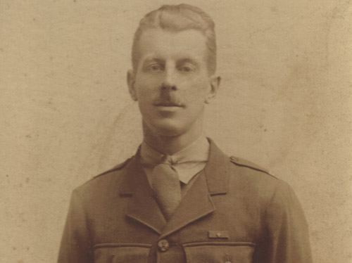 Sergeant Alfred Knight