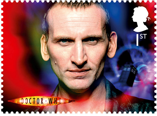 1st Class – The Ninth Doctor Christopher Eccleston