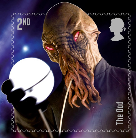 2nd Class – The Ood
