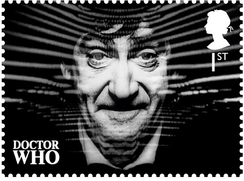 1st Class – The Second Doctor Patrick Troughton