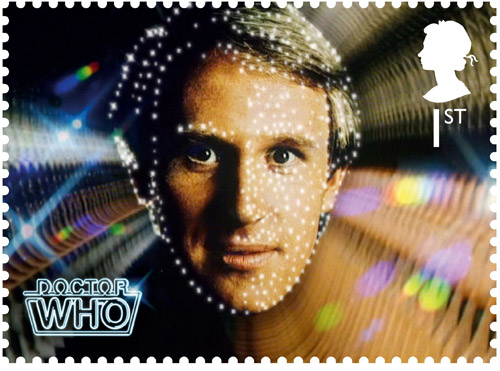 1st Class – The Fifth Doctor Peter Davison