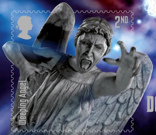 2nd Class – Weeping Angel