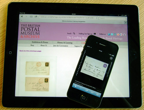 Would you like our stamps on your mobile device? Fill in the survey and give us your views.