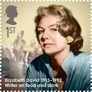 Elizabeth David, 1913-1992 - Writer on food and drink.