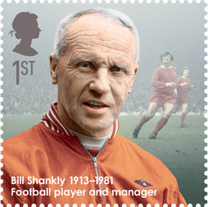 Bill Shankly, 1913-1981 - Football player and manager.
