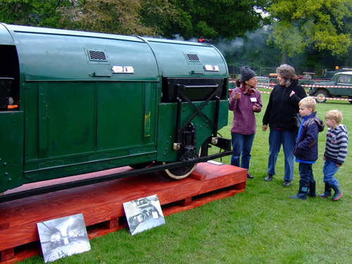 Fawley Hill Steam and Vintage Weekend