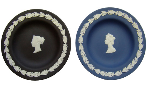 Wedgwood Jasperware Set.