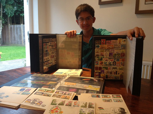 stamp collecting the british postal museum amp archive blog