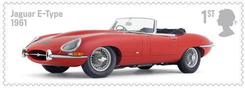 British Auto Legends - The Thoroughbreds - 1st Class: Jaguar E-Type, 1961