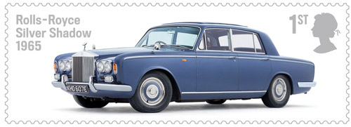 British Auto Legends - The Thoroughbreds - 1st Class: Rolls-Royce Silver Shadow, 1965