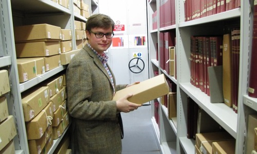 Project Archivist Matt reflects